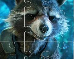 Gardienii Galaxiei Vol 2 Puzzle