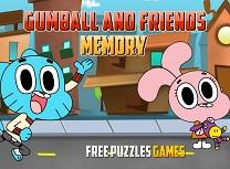 Gumball si Prietenii de Memorie