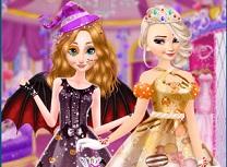 Halloween Stilul cu Dulciuri vs Vampir