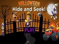 Ascunselea de Halloween
