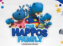 Familia Happos de Colorat 3