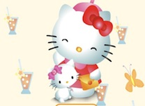 Hello Kitty Joc de Memorie