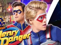 Henry Danger Sediul Barlogului de Supererou