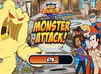 Aventurile lui Henry Pericol Atacul Monstrilor