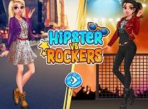Hipster vs Rocker