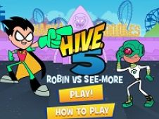 Hive 5 Robin vs See More