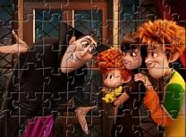 Hotel Transylvania Puzzle 2