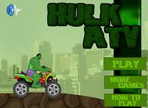 Huk cu Atv-ul