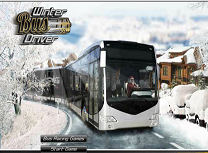 Iarna cu Autobuzul