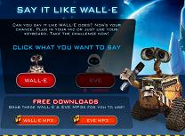 Imita-l pe Wall-E