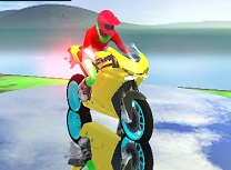 Cursa Imposibila cu Motociclete