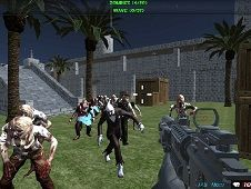 Impuscaturi cu Zombie Extreme