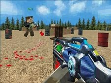 Impuscaturi Paintball Multiplayer
