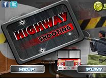 Impuscaturi pe Autostrada