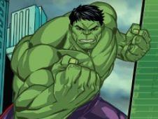 Incredibilul Hulk Doborarea Chitauri
