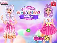 Influenceri Fashion Candyland