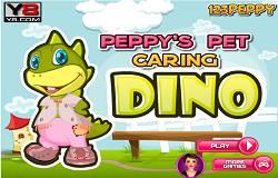 Ingrijeste Puiul de Dinozaur