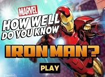 Cat de Bine il Cunoasteti pe Iron Man