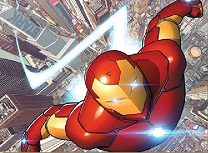 Iron Man Tony Stark Puzzle
