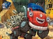 Jack Trucktown Puzzle