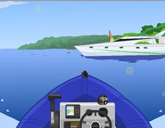 Barci cu Motoare pe apa