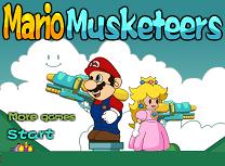 Mario si Muschetarii