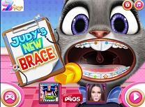 Judy Aparat Dentar Nou