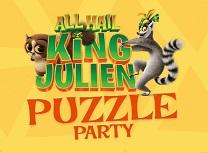 Regele Julien Puzzle