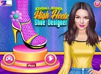 Kendall Jenner Designer de Pantofi cu Toc