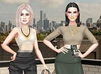Kendall vs Kylie Editia Yeezy