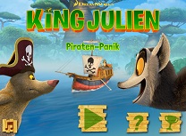 All Hail King Julien Pirate Panic
