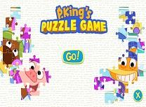 Jocuri cu P King Duckling
