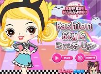 Kuu Kuu Harajuku Stil Fashion