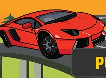 Lamborghini Carte de Colorat