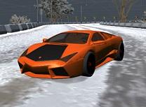Drifturi cu Lamborghini