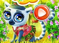 Lemur Fericit