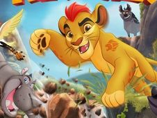 Lion Guard Salveaza 2