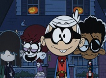 Care este Costumul de Halloween Loud House