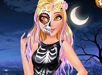 Machiajul Meu de Halloween