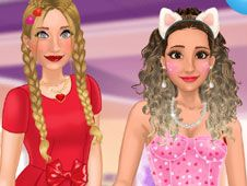 Maddie si Mackenzie
