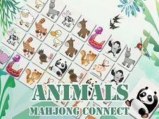 Mahjong cu Animalute