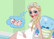 Mamica Elsa Fashion