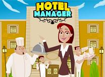 Managerul de Hotel