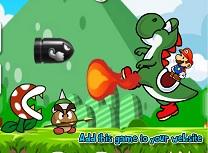 Mario si Yoshi Aventura 3