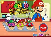 Mario Briose cu Ciuperci