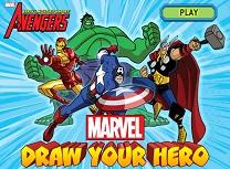 Creati Supereroi Marvel
