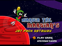 Marvin Martianul cu Jetpack-ul