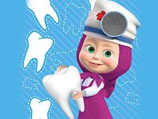 Masha Dentist Fericit