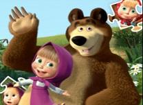 Masha si Ursul Jigsaw Puzzle