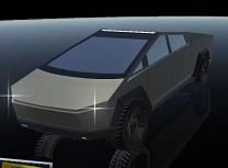 Masina Cyber Simulator de Condus
